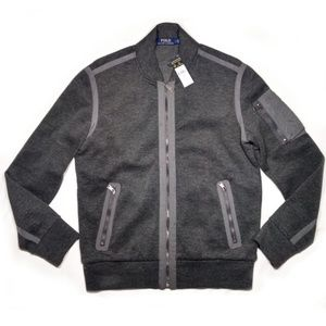 POLO by RL #41381 3M REFLECTIVE TRACK JACKET NWT